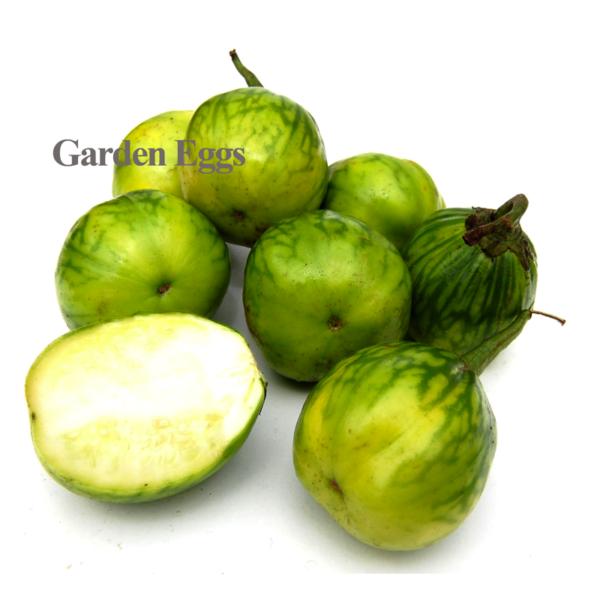 Garden Egg – African Spices
